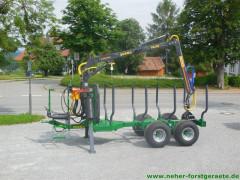 Farma Rückewagen CT85 12G2 4